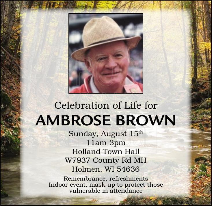 Ambrose Brown