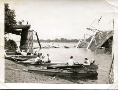La Crosse bridge collapse
