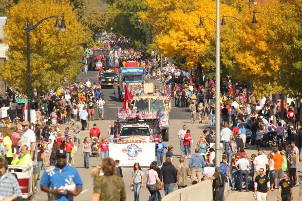 Maple Leaf Parade