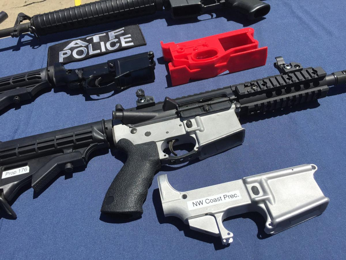 Ghost Guns Are Easy To Build Legal And Completely Untraceable News Lacrossetribune Com