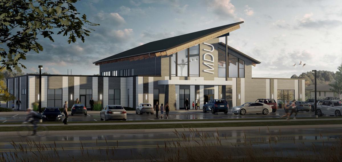 Misty Lown unveils new performance arts building project