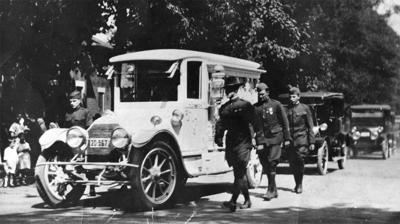 The Way it Was: 1921 funeral procession