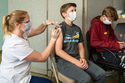 COVID vaccine for youth