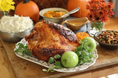 Not feeding a crowd this Thanksgiving? Roast a turkey breast