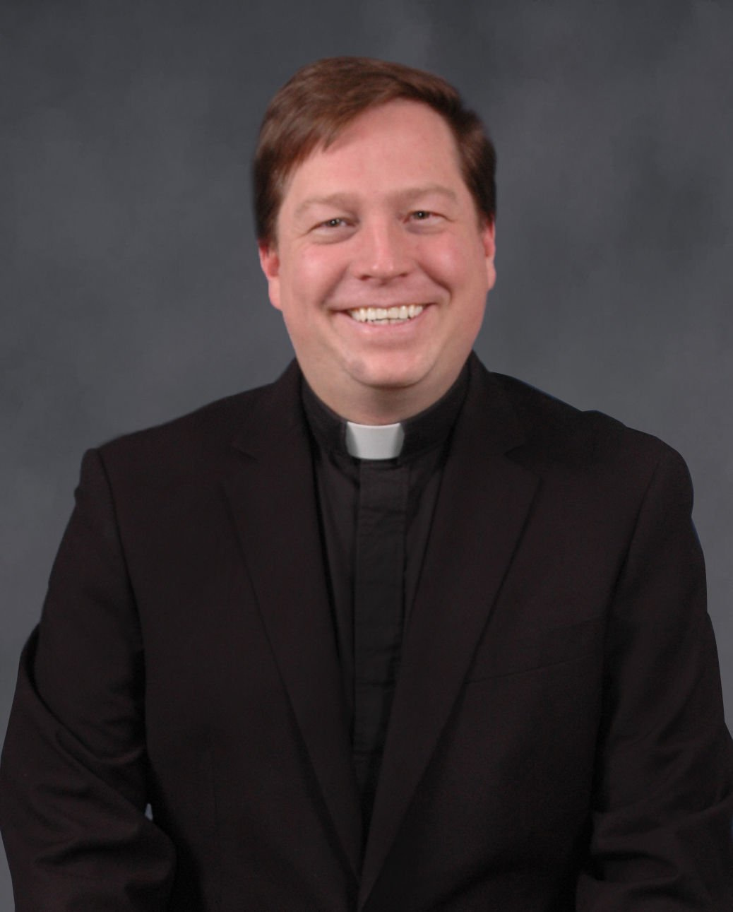 Priest Mark Miller