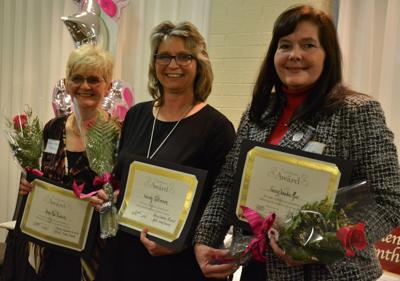 AAUW honorees