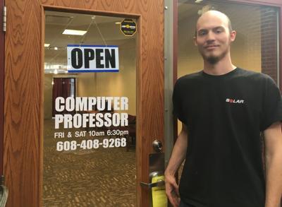 Computer professor