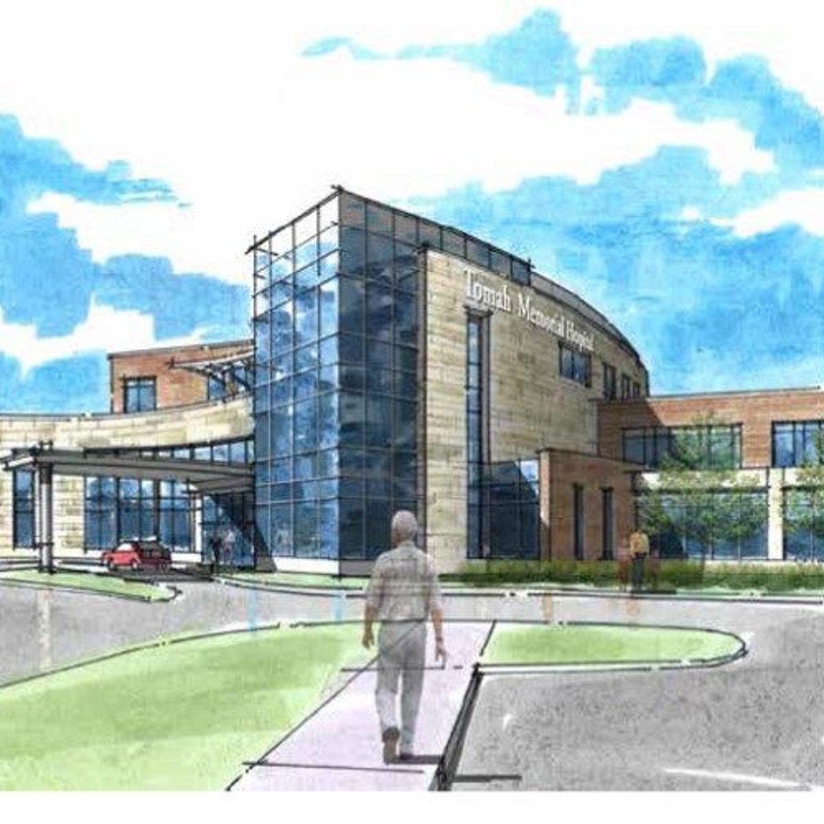 Tomah Memorial takes step toward $66 million replacement