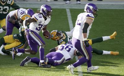 Dalvin Cook touchdown - Packers vs. Vikings