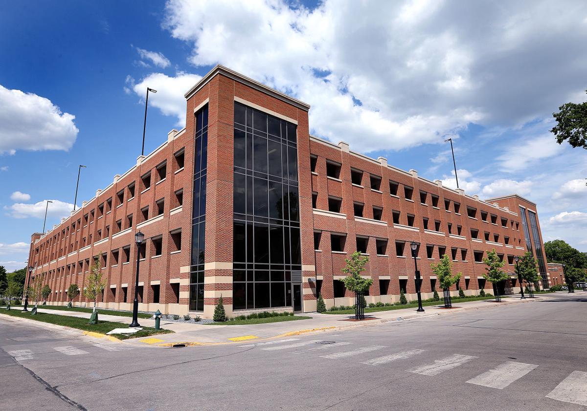 University of Wisconsin-La Crosse Ramp