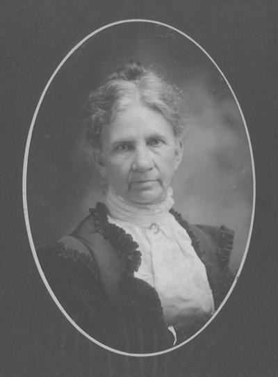 Margaret Elizabeth McAuley Butt, 1836-1913