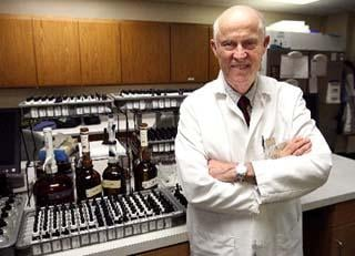 Dr. David Morris: An allergist ahead of his time