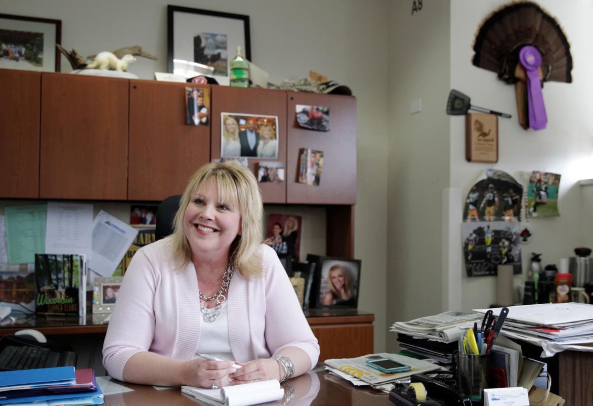 Reorganization and staff cuts