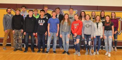 De Soto High School track team 2019