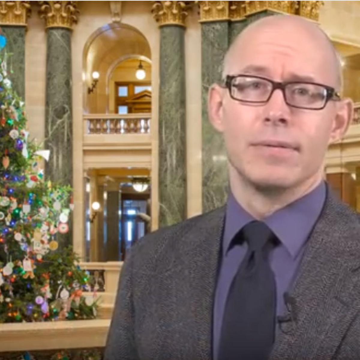 Gop Christmas Message.Gop Lawmaker S Christmas Message Video Draws Complaint