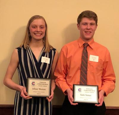 VHS' Coulee Conference Scholar-Athletes
