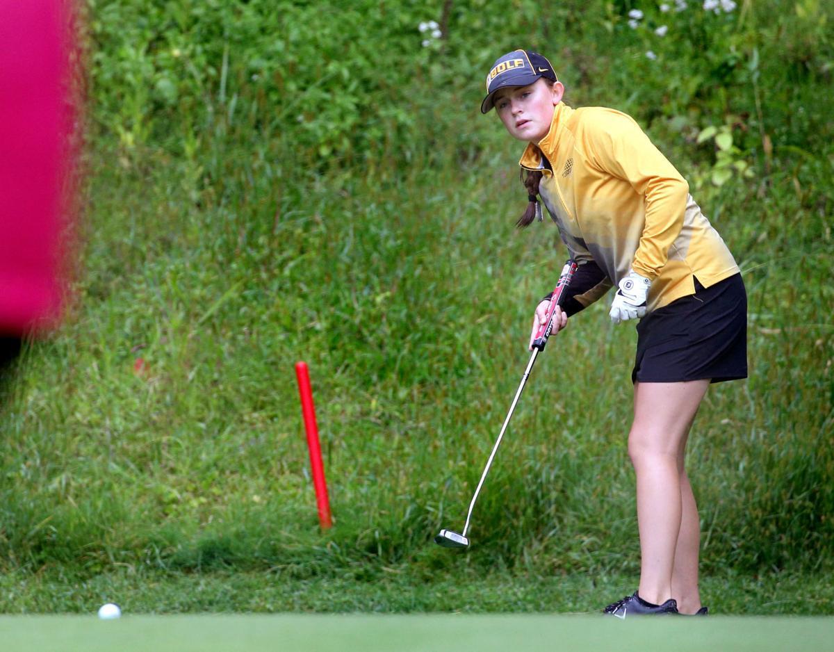 MVC Girls Golf