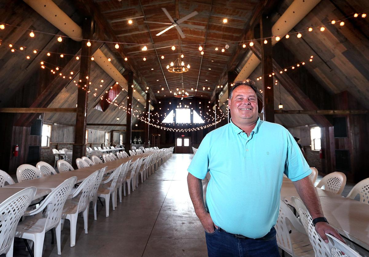 Vernon Vineyards Pedretti S Party Barn Continue To Grow