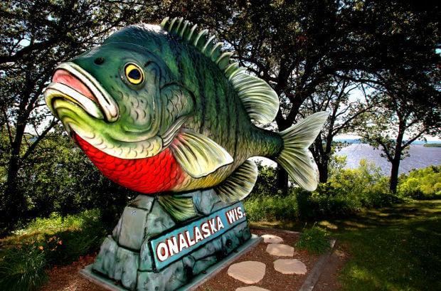Hometown Icon: Onalaska's Giant Sunfish