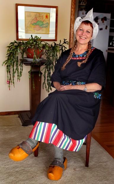 dutch woman