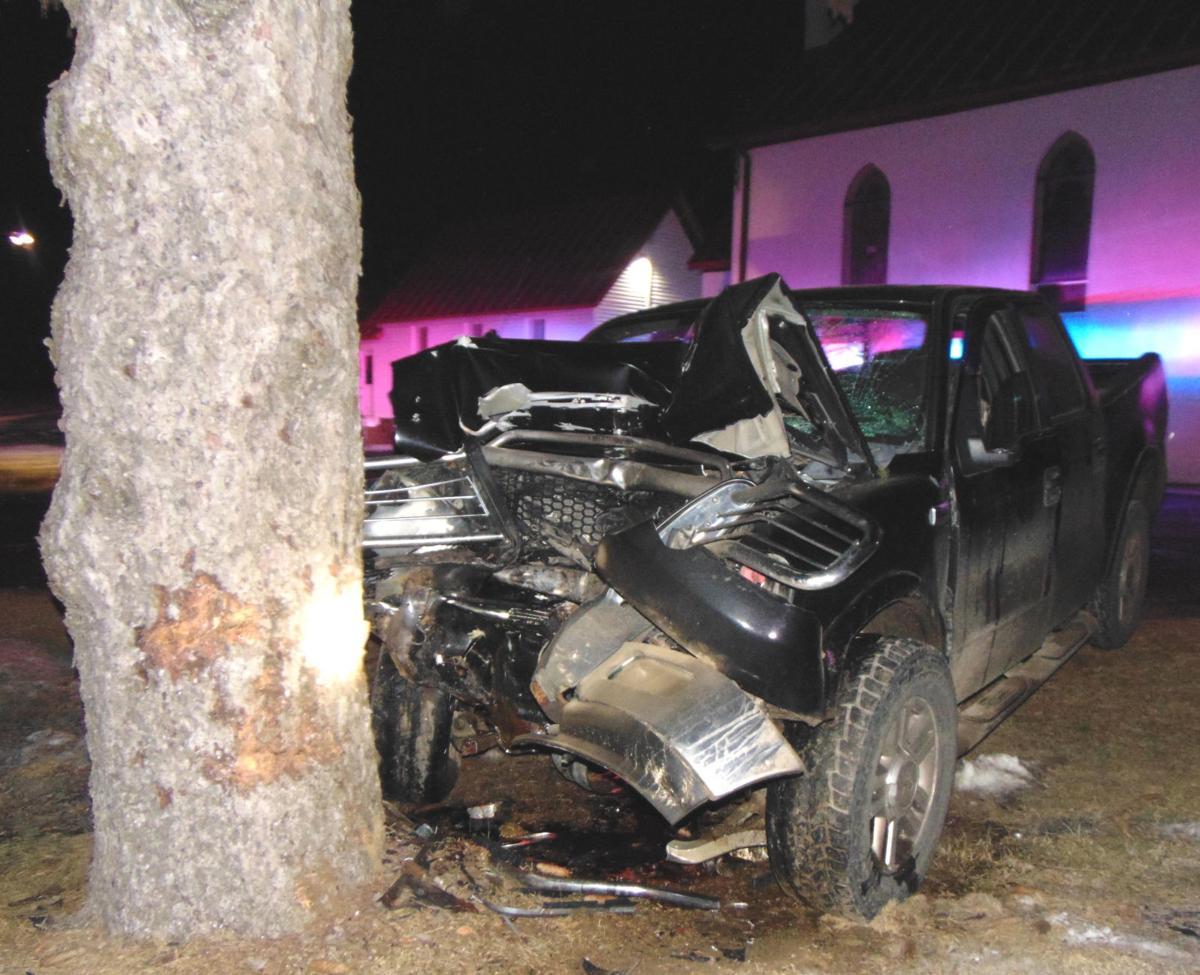 Fatal crash in Vernon