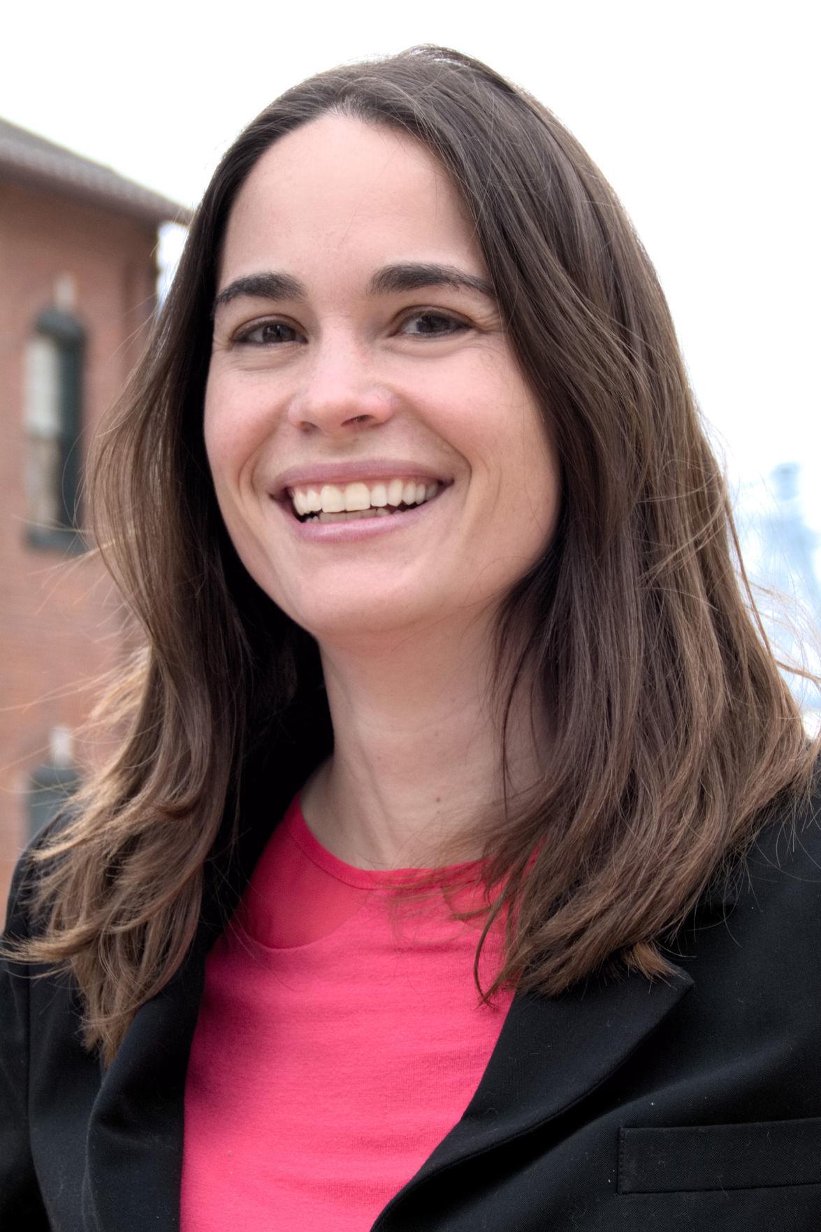 City of La Crosse community development coordinator Caroline Gregerson