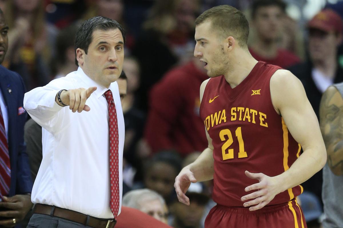 Matt Thomas Iowa State