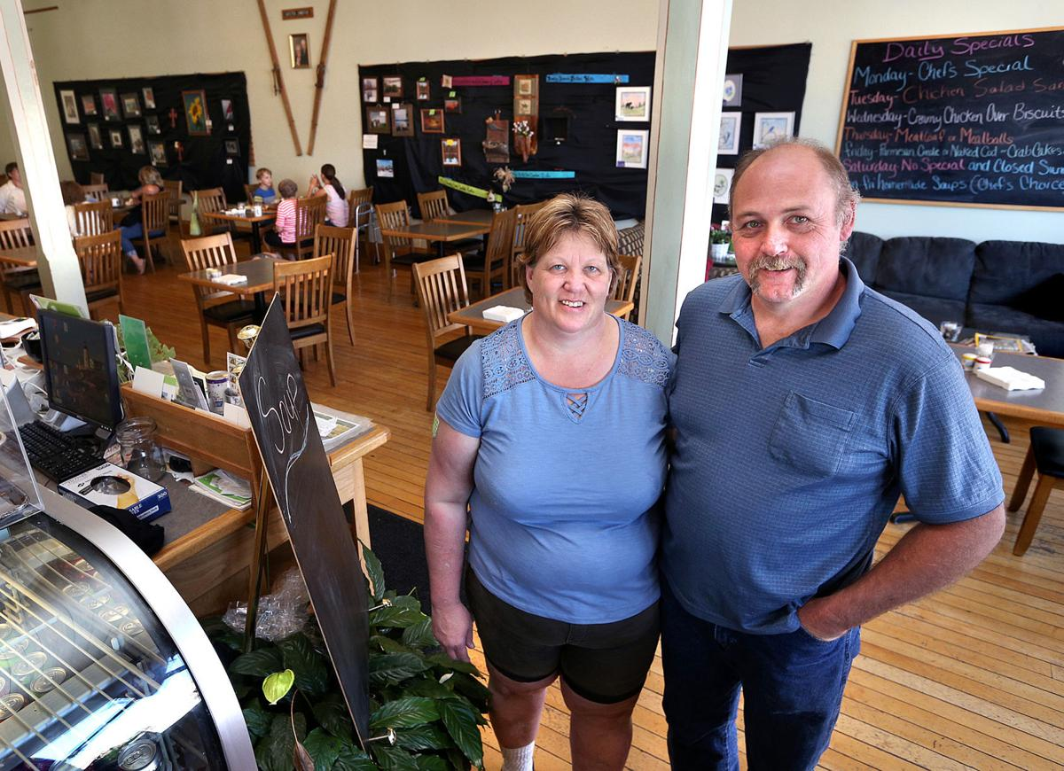 Cafe success leads to restaurant opening in Whitehall