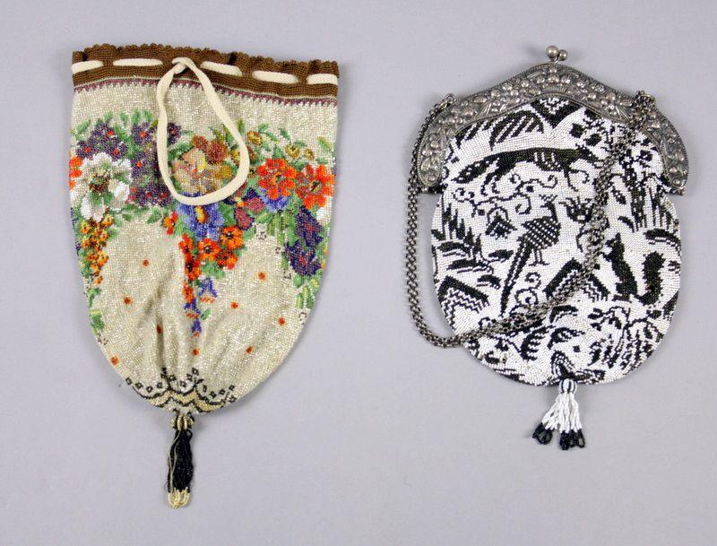 Things that Matter: Ruth Gundersen's beaded purses