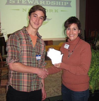 Student award winner