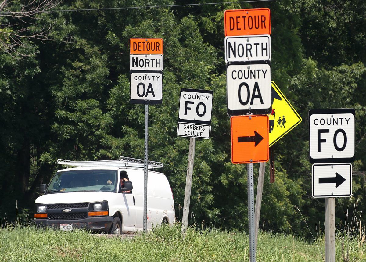 County highway funding