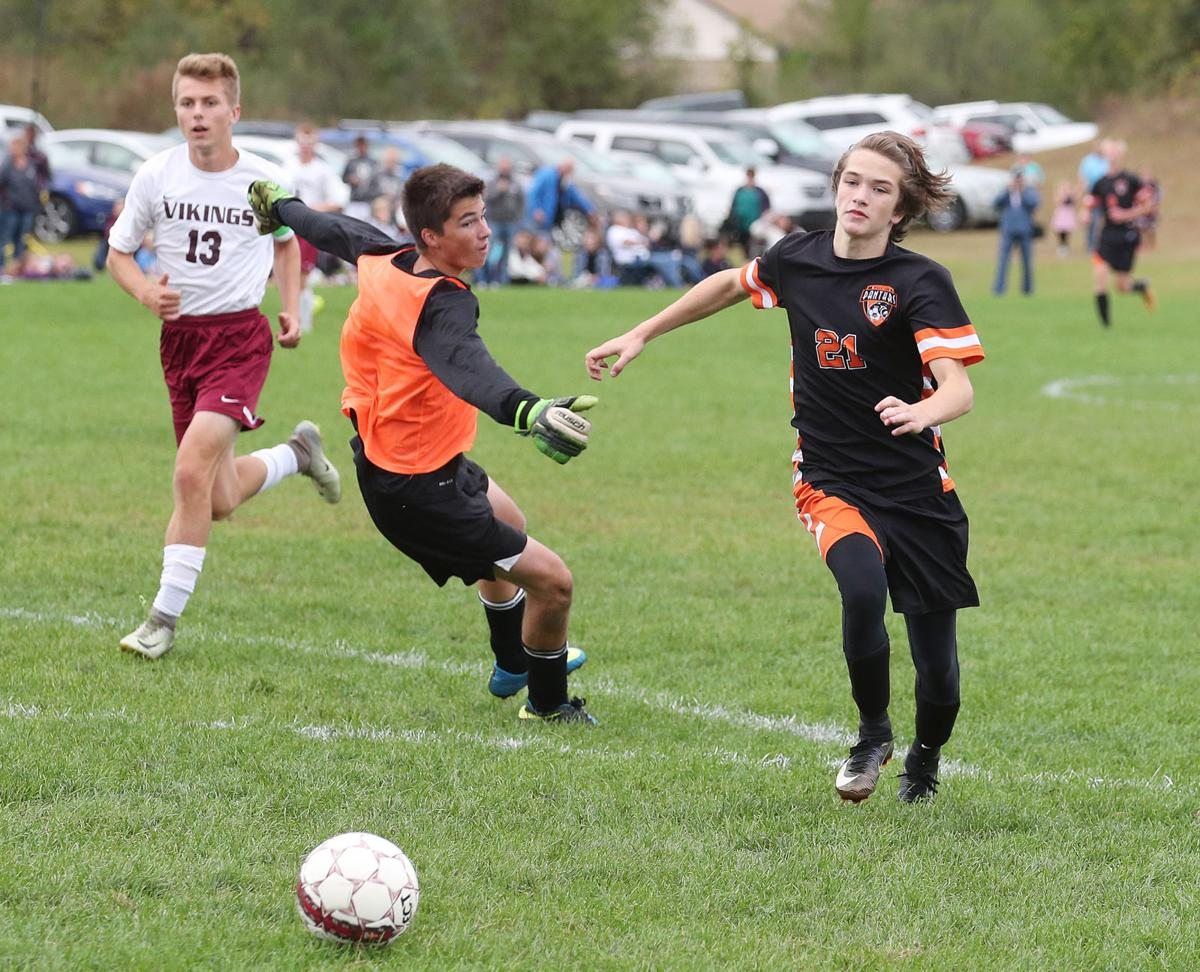 High school soccer: Holmen boys hand West Salem first loss