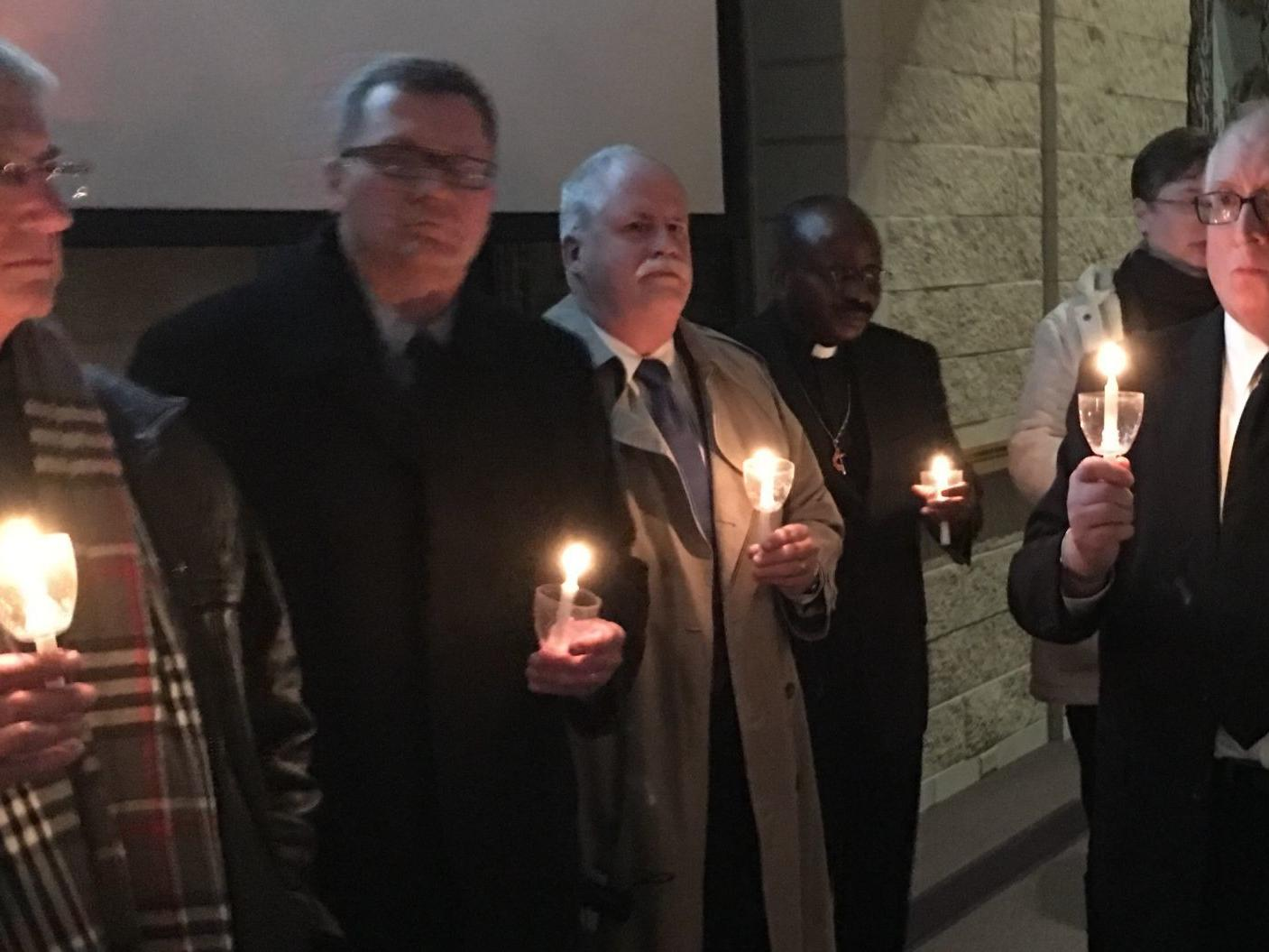 La Crosse rabbi at vigil for slain Jews: It's happening to all of us |  Local News | lacrossetribune.com