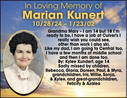 Marian Kunert