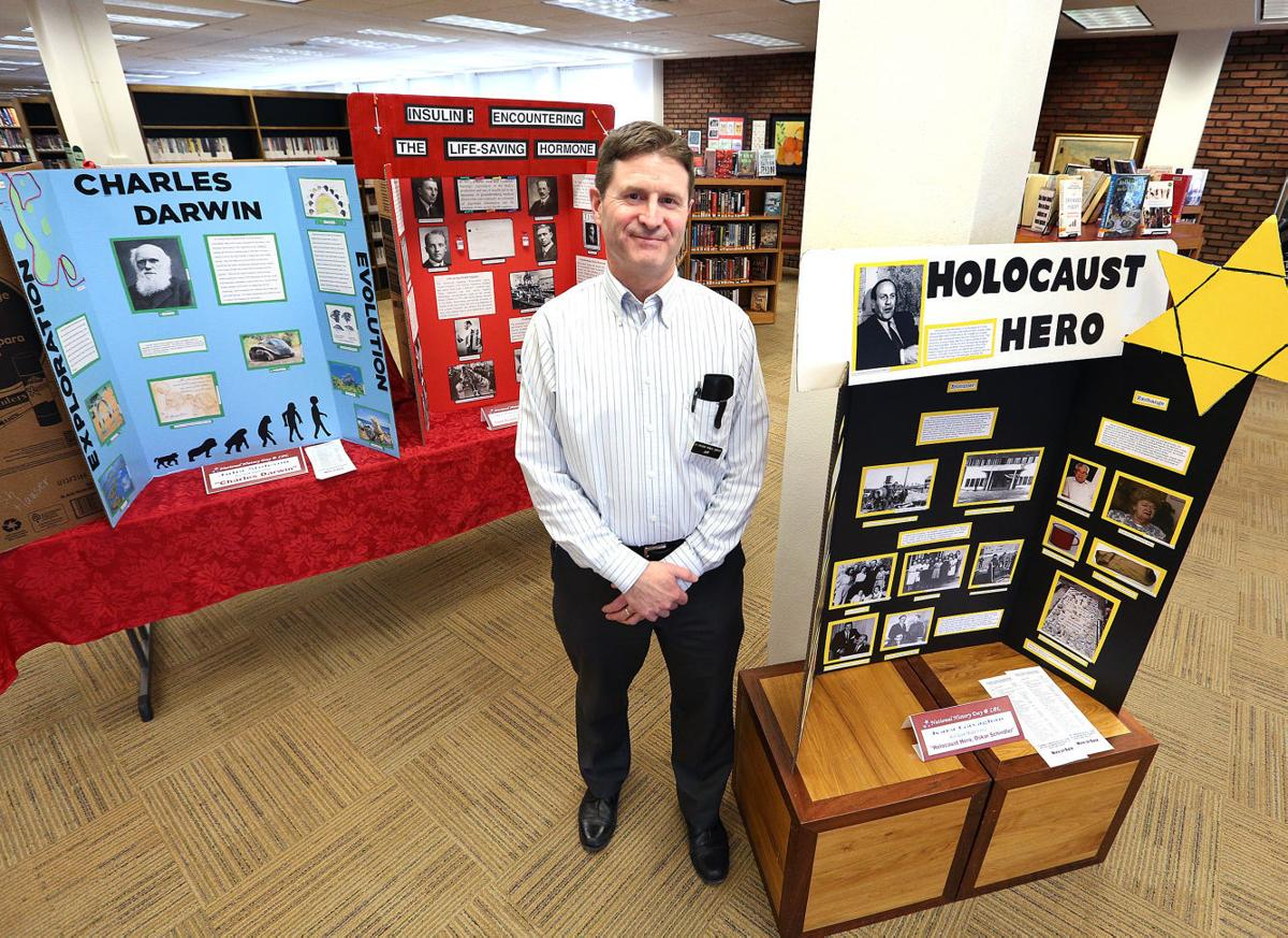 La Crosse Librarian To Judge At National History Day