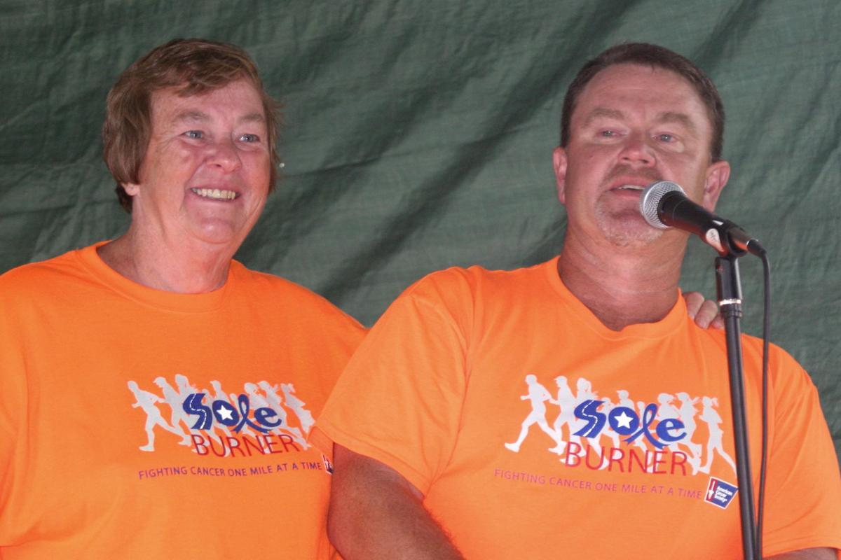 Linda and Eric