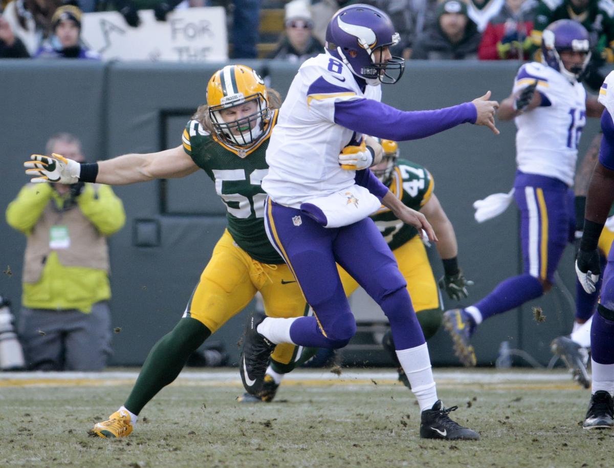 Green Bay Packers Clay Matthews aims for return as defensive dark