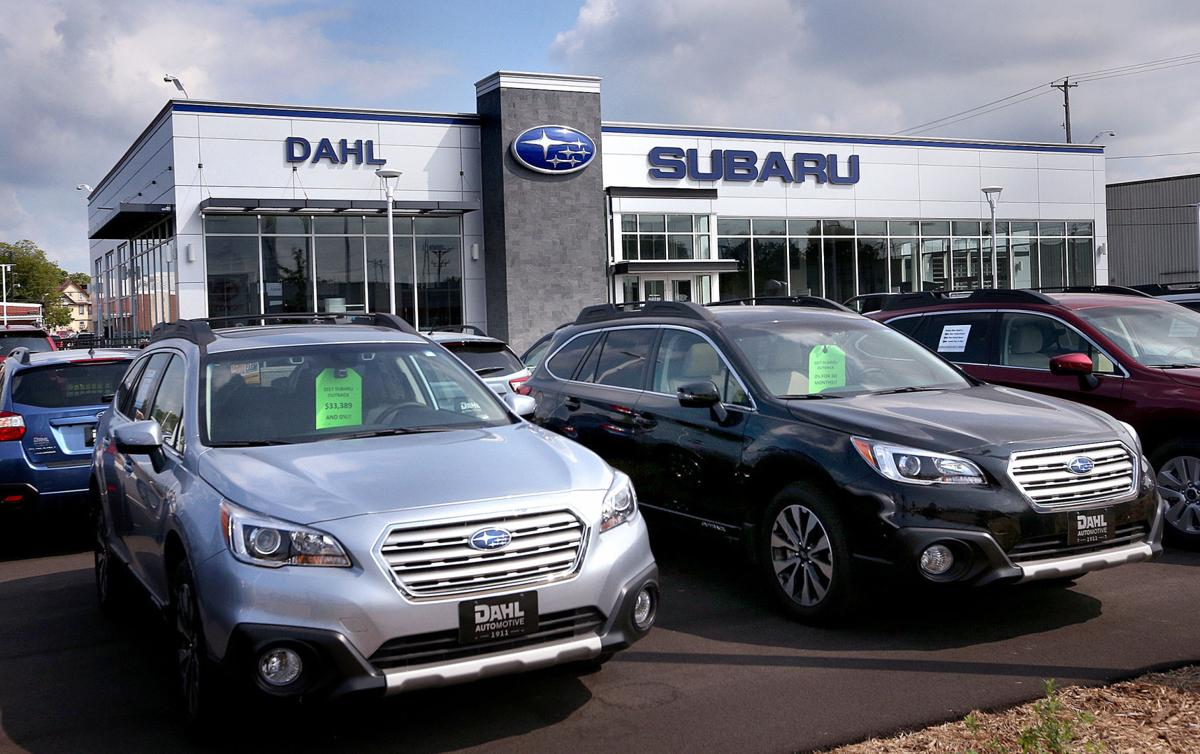 State Of The Art Dahl Subaru Facility Opens In Downtown La Crosse