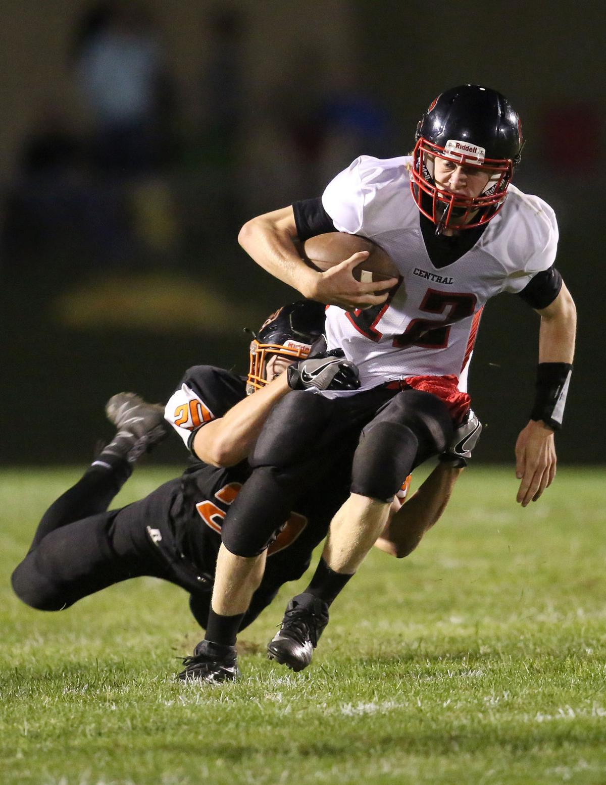 High school football preview: La Crosse Central ready to climb back into contention