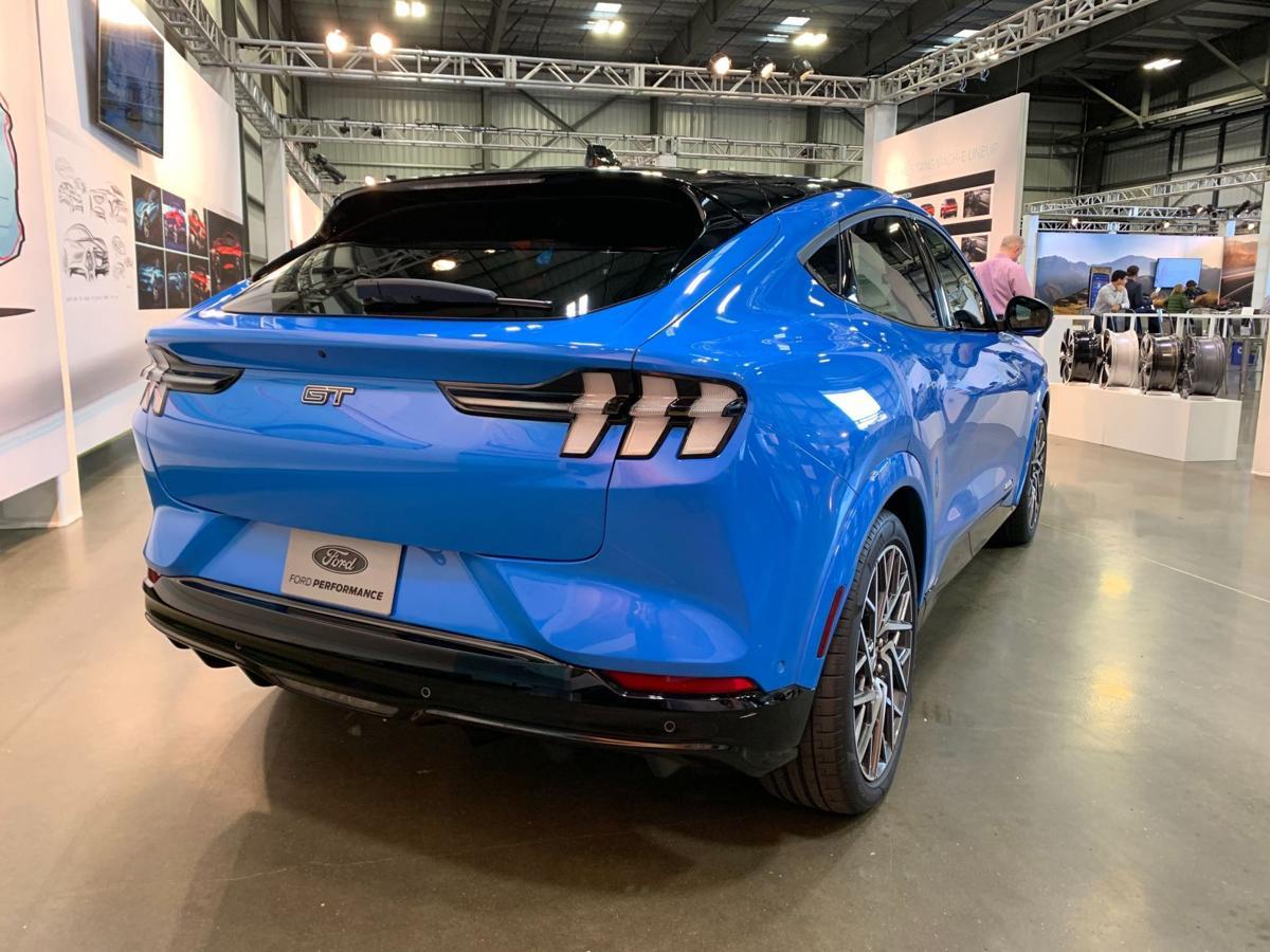 Mustang Mach E