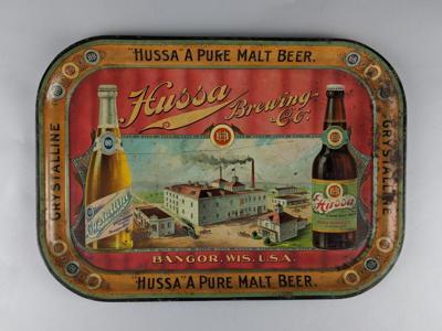 Honoring a Bangor brewery