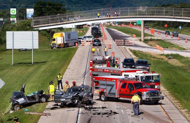 update 1 killed 2 critically injured in interstate 90 crash. Black Bedroom Furniture Sets. Home Design Ideas