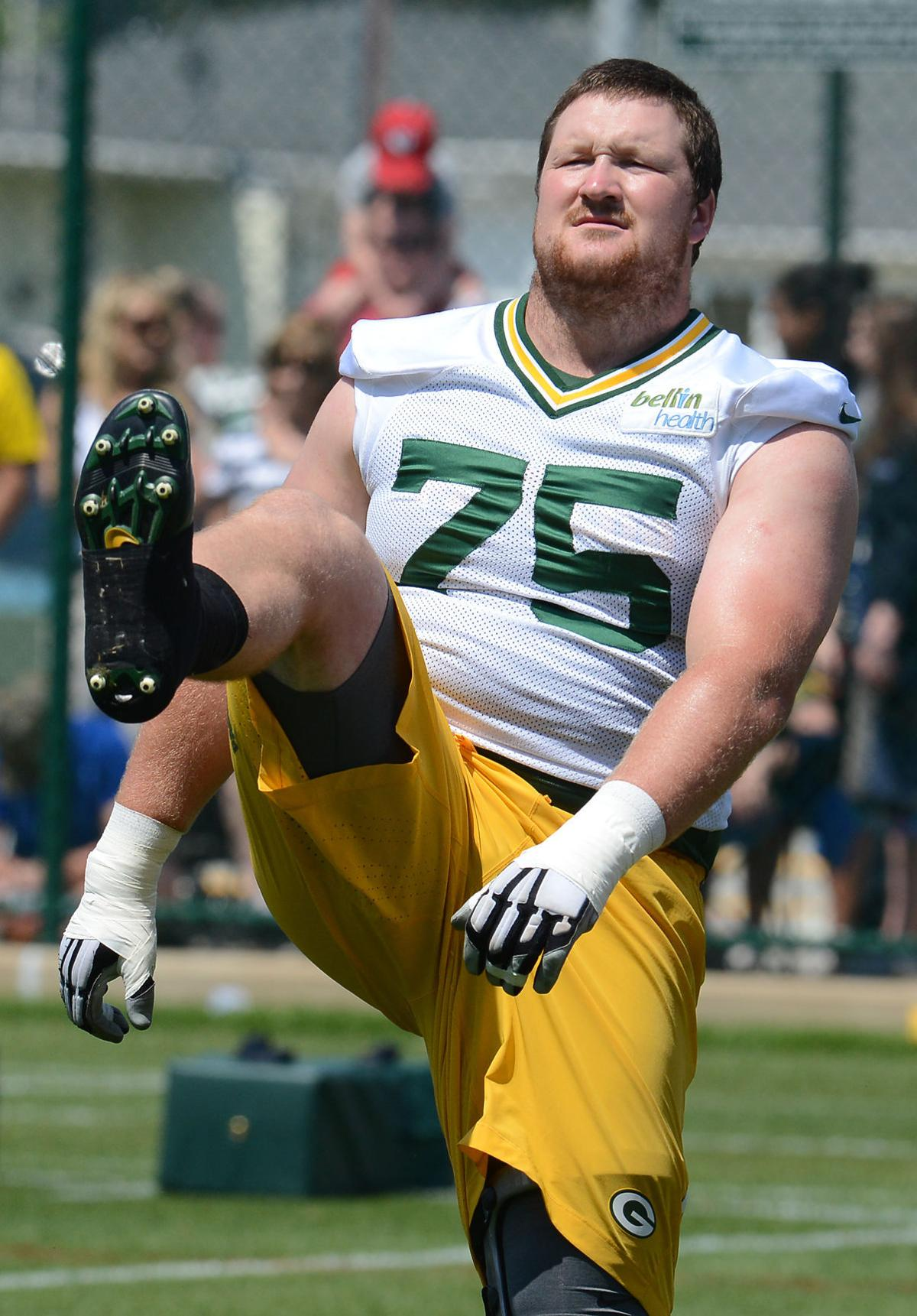 Packers Bryan Bulaga out for Saturday after suffering right ankle