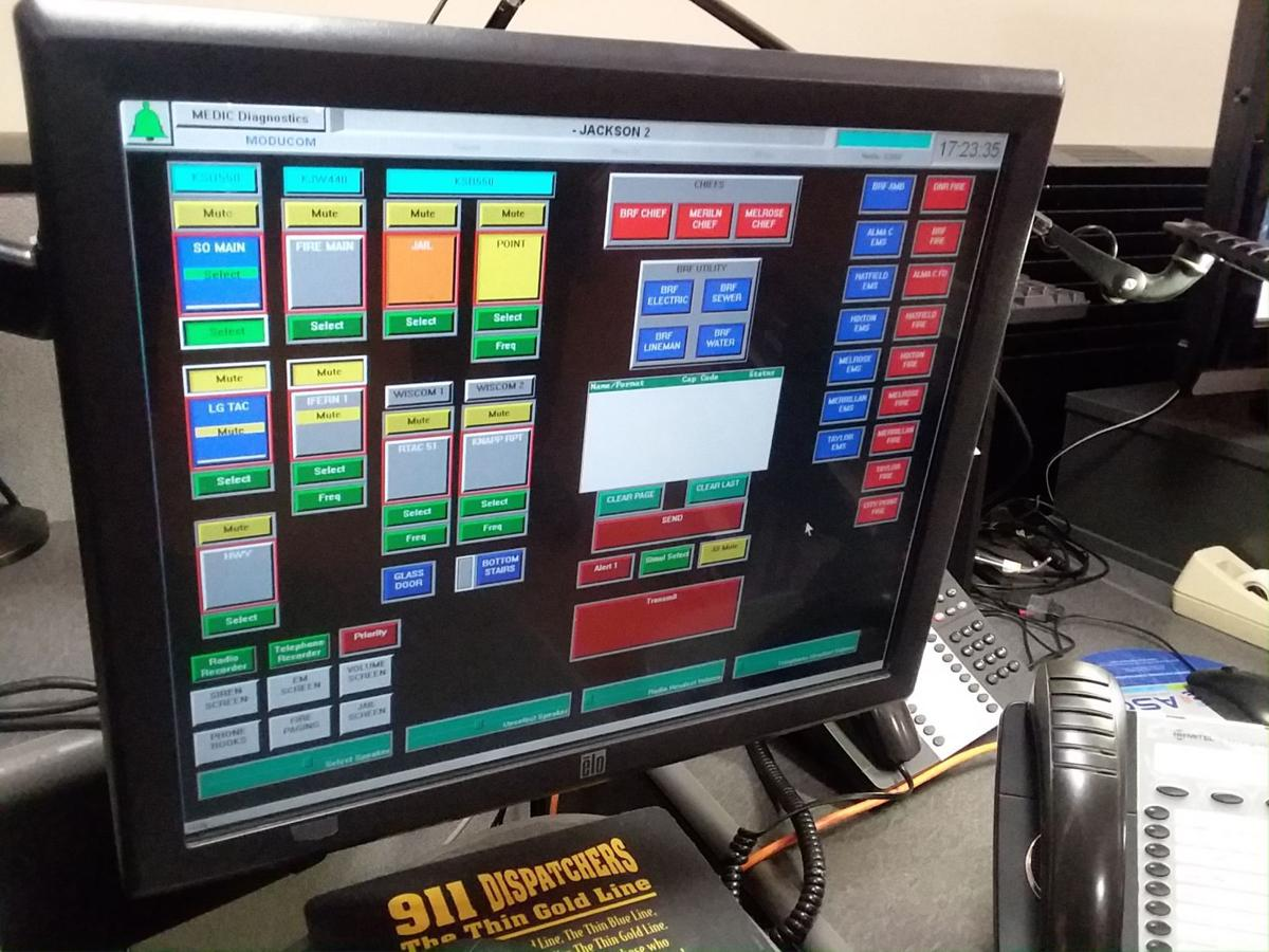 Jackson County approves $154,000 dispatch radio console system purchase