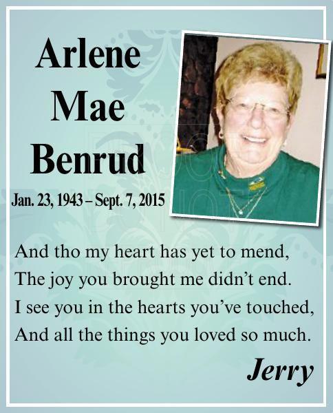 Arlene Benrud