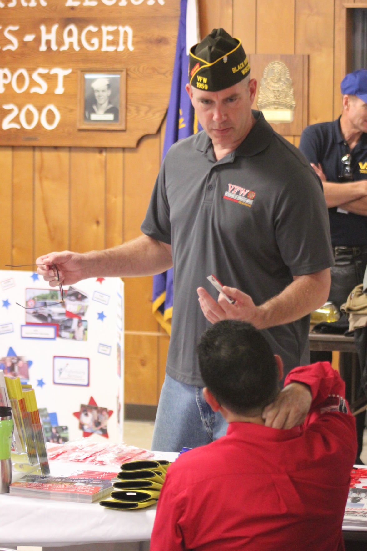 Jackson County hosts benefits fair for veterans