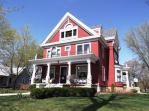 Franklin Victorian Bed and Breakfast, Sparta