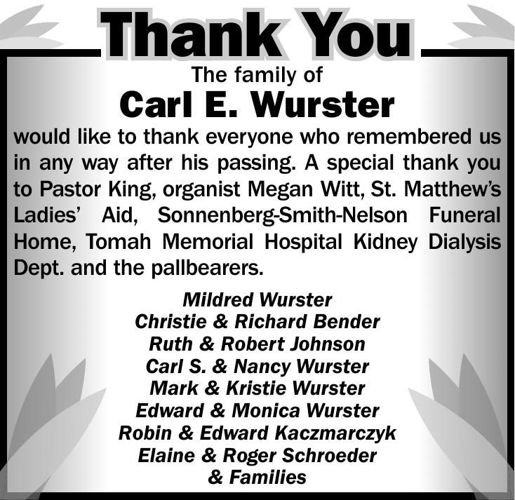 Carl Wurster
