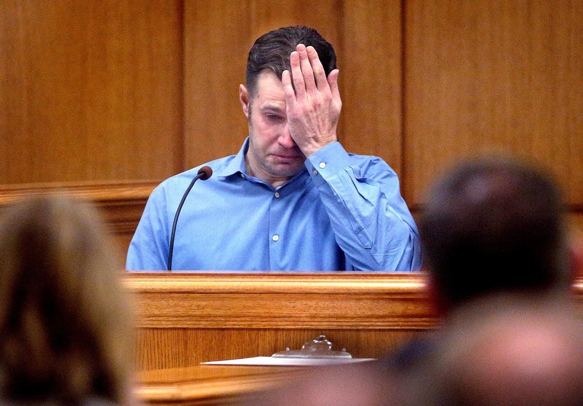 Day 6: Erik Sackett trial