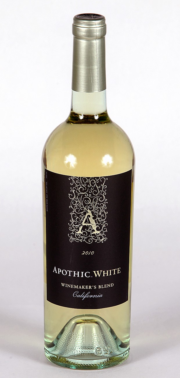 Local Car Auctions >> Wine of the Week: Apothic 2010 White
